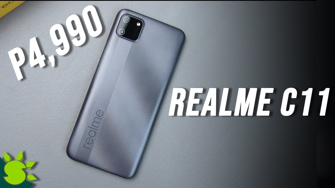 Realme C11 Review - Perfect for School and Gaming?