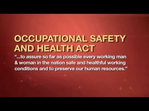 HR Management: Health & Safety