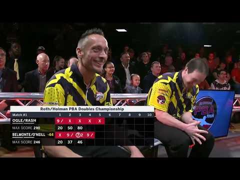 2019 Roth/Holman Doubles Stepladder Finals