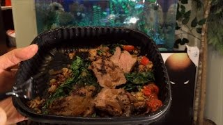 Applebee's Pepper Crusted Sirloin & Whole Grains Review