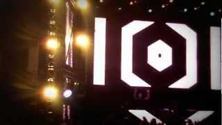 Afrojack - New Song at Spring Awakening - 06/17/2012