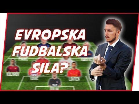 FUDBALSKA REPREZENTACIJA BALKANA!