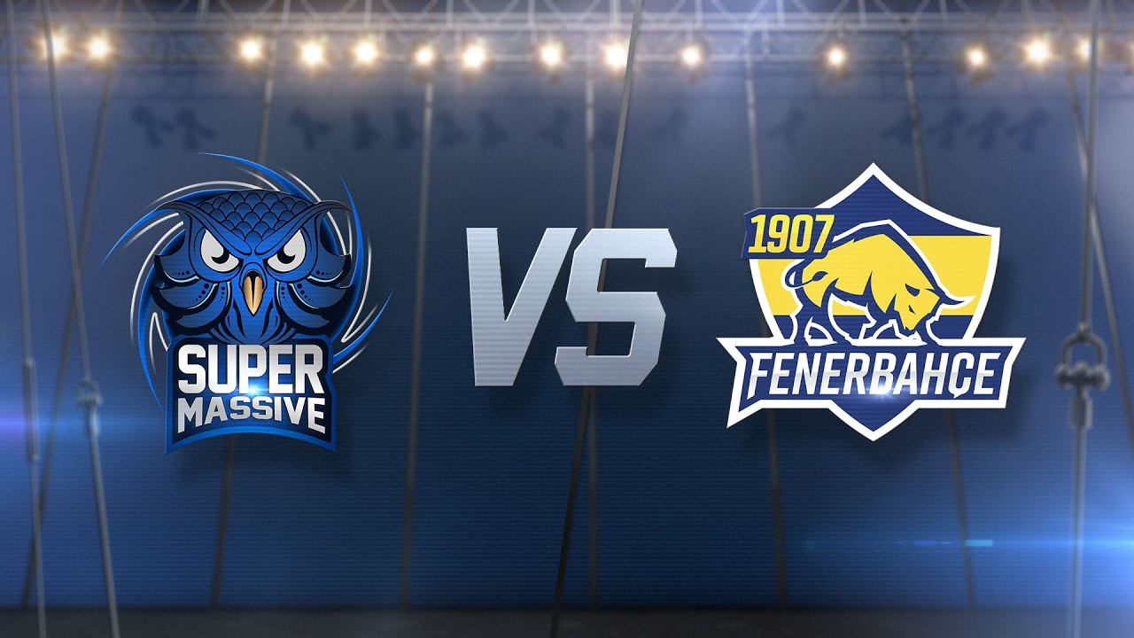 E-Spor, SuperMassive eSports ( SUP ) vs 1907 Fenerbahçe Espor ( FB ) 1. Maç   2017 Kış Mevsimi 5. Ha