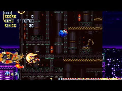 Sonic Mania Plus - Burn to the ground and accidental good future vapor wave
