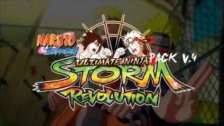 Naruto Storm Revolution - MOD PACK V.4 (Select 89%)