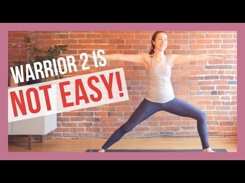 Warrior 2 Tutorial Proper Alignment in Warrior 2