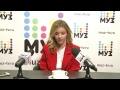 Видеочат со звездой на МУЗ-ТВ: Юлианна Караулова