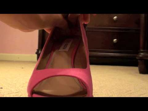 Your shoes too big!? HERE TO HELP! D.I.Y