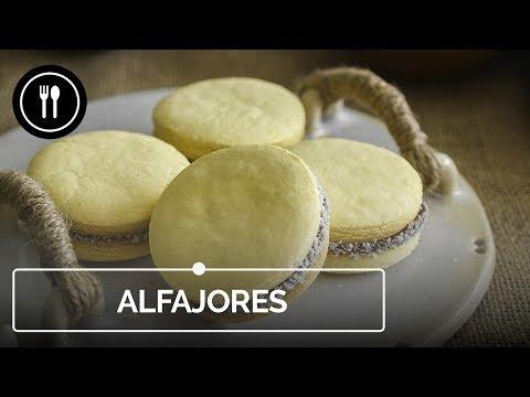 Cómo hacer alfajores, vídeo receta del clásico dulce argentino