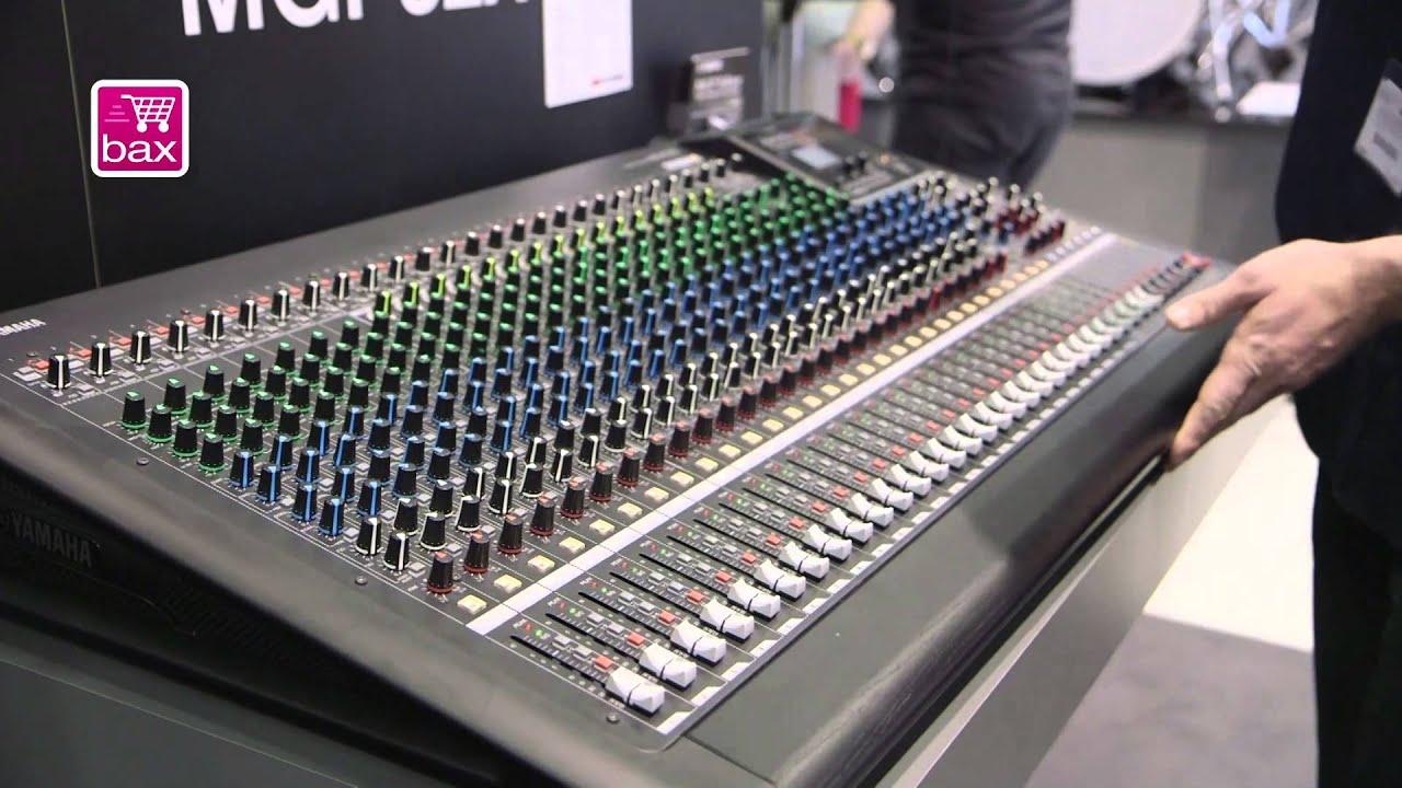 Yamaha sound desk diyda org diyda org for Yamaha mgp24x 24