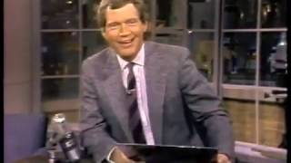 Tom Waits Collection on David Letterman, 1983-2015