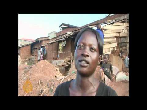 Uganda elects first white politician