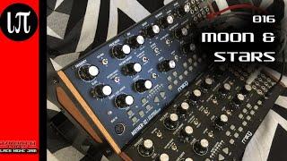 019 || moog mother 32 and strymon bluesky || moon & stars
