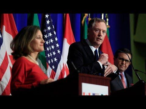 NAFTA: Deal or No Deal?