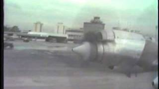 VARIG Flight SC604 SDU - CGH 24.02.1982  Lockheed Electra L188 PP-VLX part 5 v 5