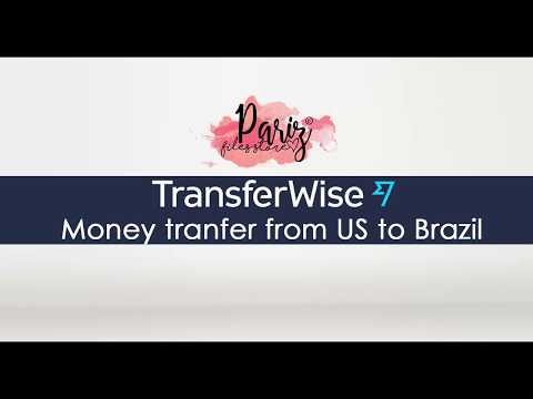 Transferwise How Transfer Money From Us To Brazil