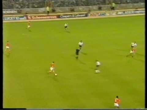 Engeland - Nederland 2-2, WK Kwalificatie 1994