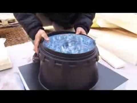 Lucernari solari nelle case passive youtube for Essiccatore solare fai da te