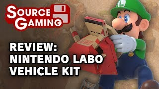 Nintendo Labo Vehicle Kit (Switch) - Review
