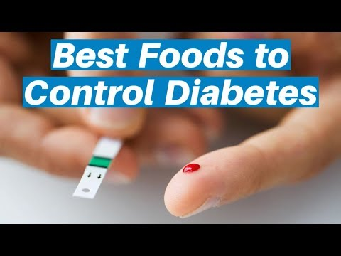 Best Foods for Diabetes – Diabetes Friendly Foods