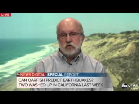 Video  Oarfish Earthquake Myth Exposed