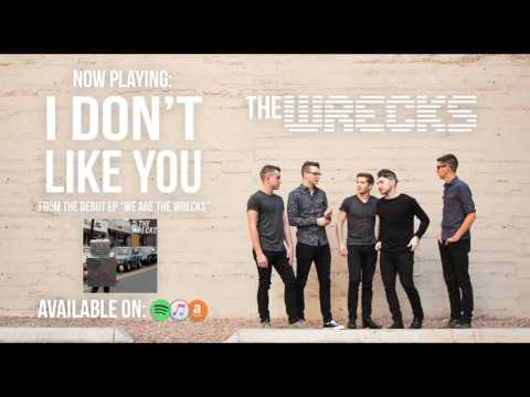 The Wrecks - I Don't Like You (Official Audio)