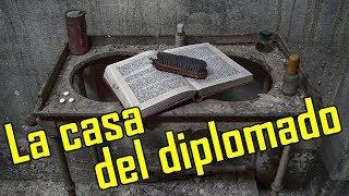 La casa del Diplomado | Lugares Abandonados © Olvidado y decadente (Pablo RS)