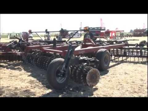 Вертикальний обробіток грунту / Вертикальная обработка почвы / Vertical Tillage