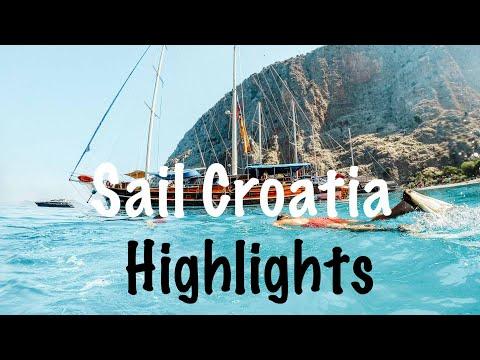 Summer in Croatia | Sail Croatia GoPro
