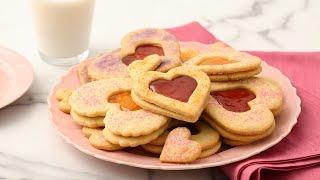 Valentine Cookies- Martha Stewart
