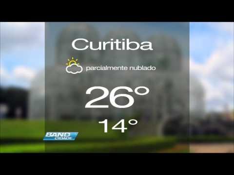 Veja a previsão do tempo para esta sexta-feira! | BAND CIDADE CURITIBA