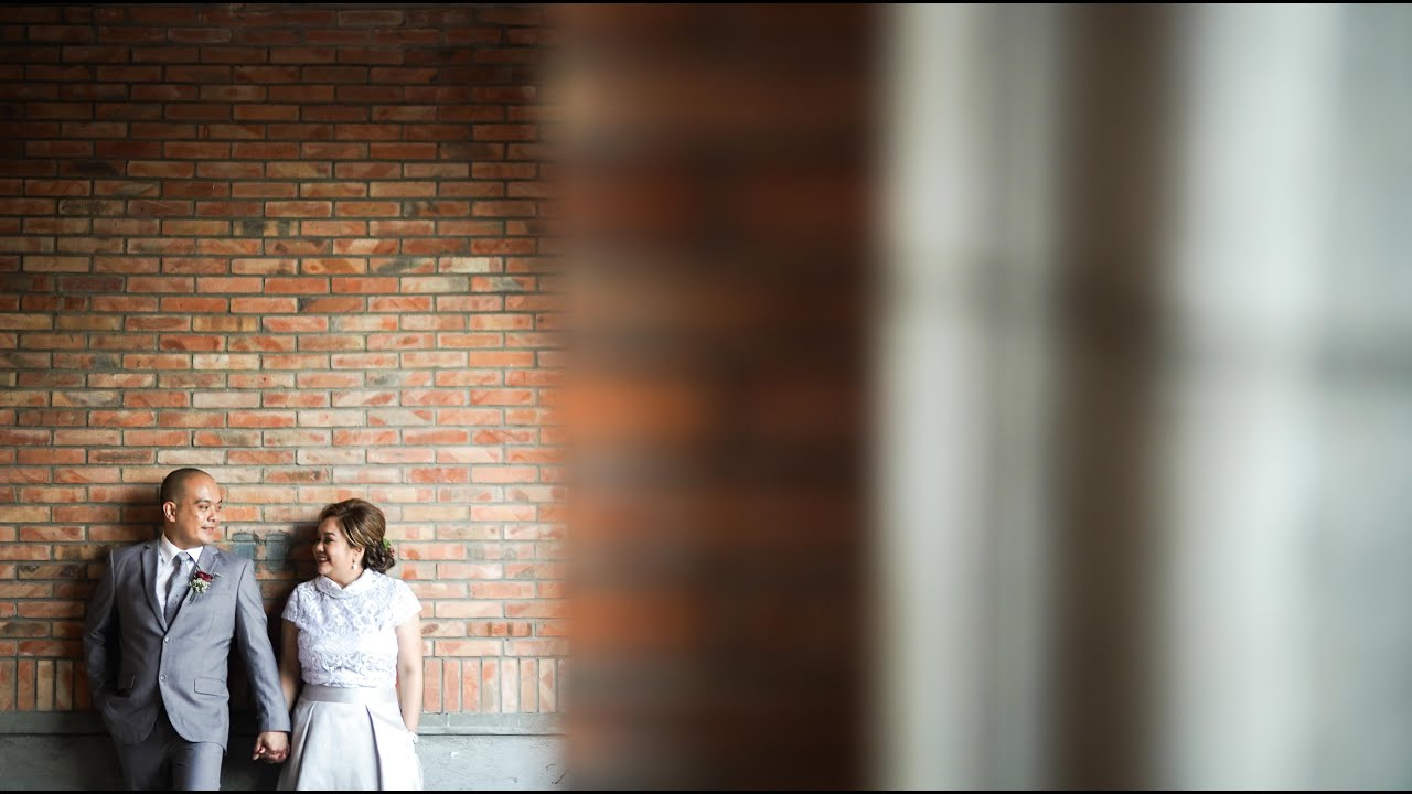 { Joey + Raquel } Acacia Hotel and Sacred Heart of Jesus Parish | Alabang Wedding Photo and Video