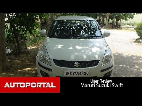 Maruti Suzuki Swift User Review - 'great mileage' - Auto Portal