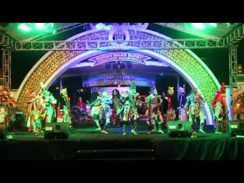Reog Wayang Pandu Budoyo Ramayana Story part2
