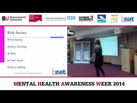 Understanding Eating disorders: the challenges and opportunities
