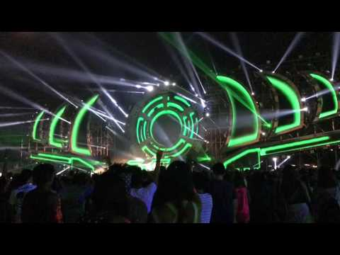 "Far East Movement ""Freal Luv"" Live @ Full Moon Party Live In Yangon!"