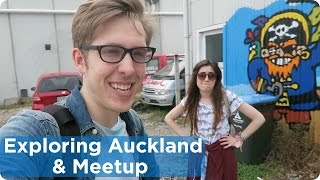 Exploring Auckland and Dovan Meetup | Evan Edinger Travel
