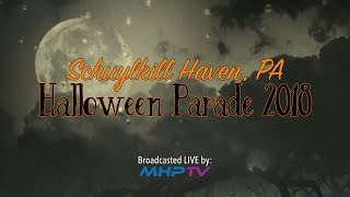 MHP Presents the Schuylkill Haven, PA Halloween Parade 2018