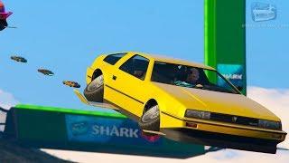 GTA Online Premium Race - Cresting