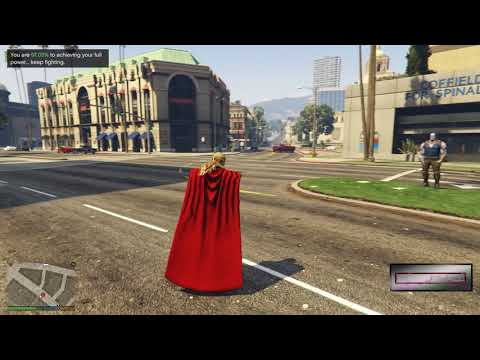 GTA 5 Thor VS Thanos