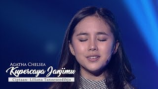 Download Lagu Agatha Chelsea - Kupercaya Janji MU (Official Lyric Video) mp3
