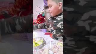 jacob preparando ceviche