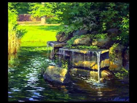 DMITRI LEVIN RUSSIAN PAINTER PART 2- A C -