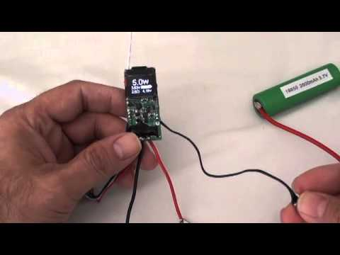 YiHi Sx350 Mod Chip - Unboxing and Testing - Regulator Board for Vaporizer