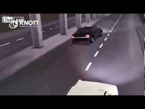 Princess Diana Car Crash Animation - YouTube