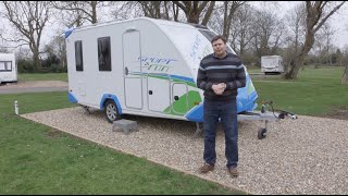 The Practical Caravan Knaus Sport & Fun review