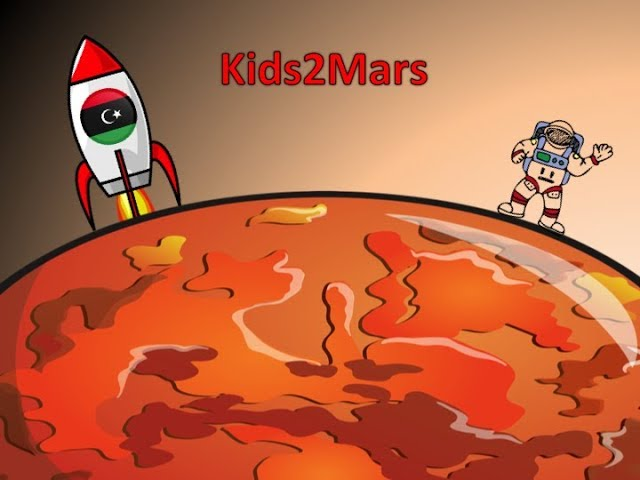 ENG Kids2Mars | Libya - How long is a day on Mars?