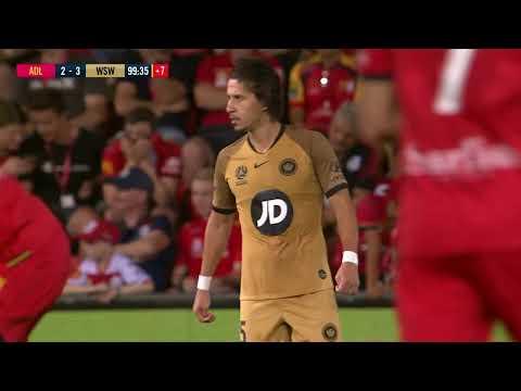 Hyundai A-League 2019/20: Round 12 - Adelaide United V Western Sydney Wanderers (Full Game)