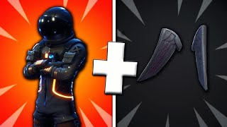 5 SKIN TRYHARD LEGENDAIRE COMBO on FORTNITE!!