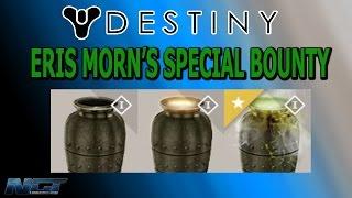 Destiny: ERIS MORN URN OF SACRIFICE QUEST - COMPLETE WALKTHROUGH (The Dark Below DLC)▐ Destiny Guide
